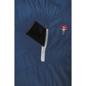 Grüezi-Bag Biopod Wool Zero Sac de couchage Normal, night blue